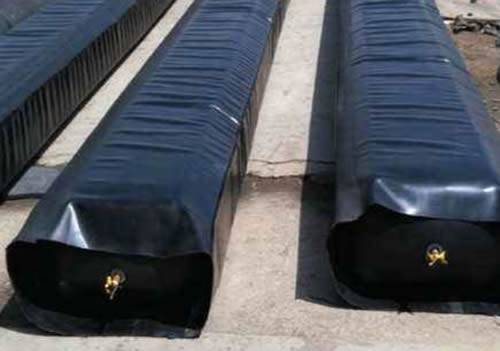 Products List of Culvert Rubber Balloons and Inflatable Pipe Plug