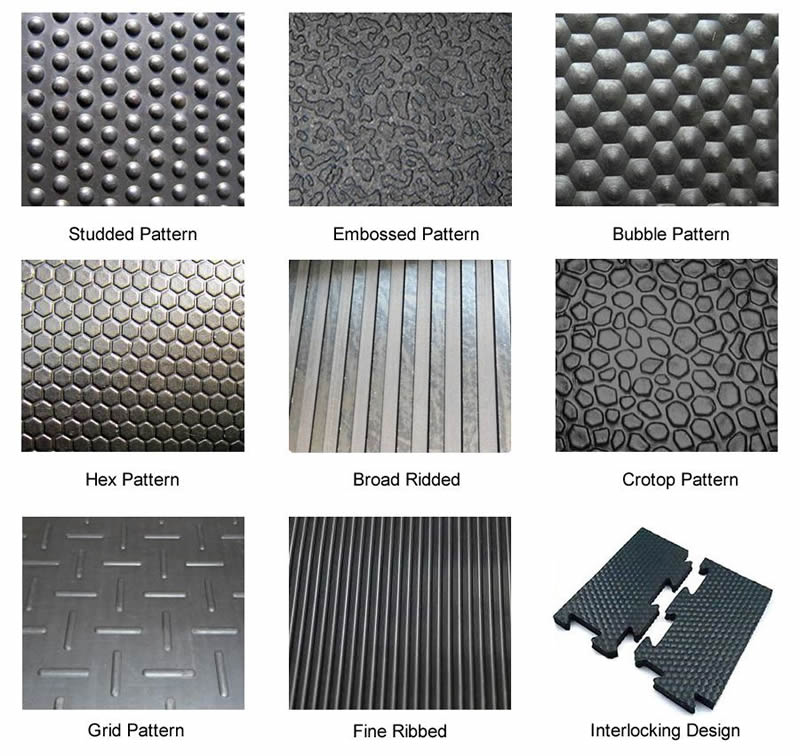 Rubber Stable Mats For Securing Your Horses